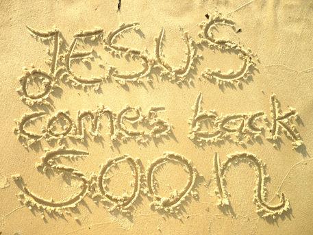 Jesuscomesbacksoon