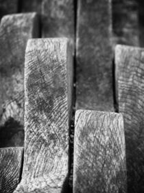 Wavy wood by Inez Wijker
