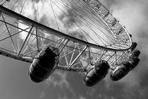 The London Eye by David Pyatt