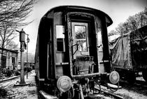 Eisenbahnwaggon by fraenks