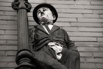 Charlie Chaplin Figur by fraenks