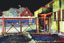 Bahnhof Schwanheide mit Hanse-Express by Arthur A. Keller
