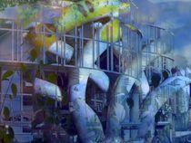 Fasadenkunst von Peter Norden