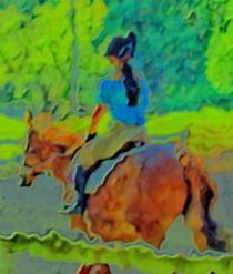 HORSEBACK RIDING. von Maks Erlikh