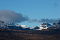 Mountains surrounding Gratangen fjord by Intensivelight Panorama-Edition