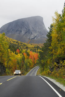Travelling by car in Norway by Intensivelight Panorama-Edition
