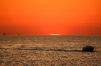 The Sunset von Freddy Olsson