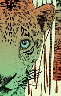 Leopardvertorangecrop