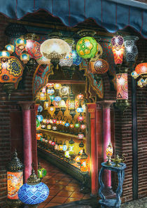 La-lampareria-en-la-noche-albacin-granada