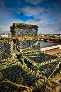 Arbroath Harbour von Mark Llewellyn
