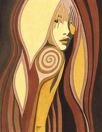 Shekinah  by Anna Asche