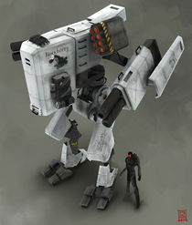 ACP - Robot von Leonardo  Amora Leite