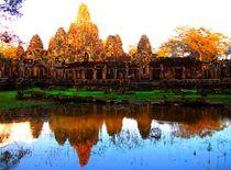 SunBayon, Cambodia, Angkor Wat von reisemonster
