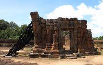 Stüzung, Cambodia, Angkor Wat von reisemonster