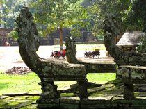 Thommanom, Cambodia, Angkor Wat by reisemonster