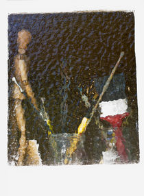 The Artist's Window by Liz Alderdice