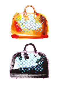 Louis Vuitton Bags by Veronica Dall'Antonia