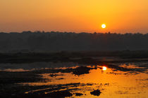 Sunrise by Hemantha Arunasiri