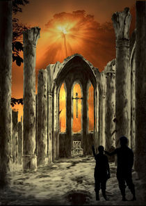 Komm ich zeig Dir die Ewigkeit by Marie Luise Strohmenger