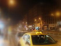 City lights. by Nadezhda Petrova