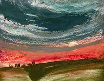 Late dawn by Serge Tatchyn