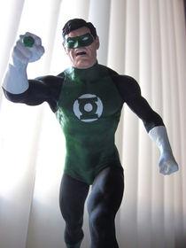 The Green Lantern von Guy  Ricketts