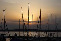Sonnenuntergang_Pier by taxanin