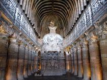 Ajanta Caves in Indien von reisemonster