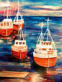 Norwegische Flotte by Irina Usova