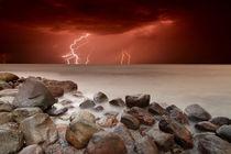 Ostsee Gewitter von photoart-hartmann
