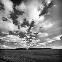 Clouds in the heartland von Richard Wood