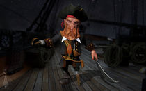 Pirate by Siddhartha Ahearne