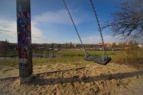 Mauerpark Berlin von Jürgen Hopf