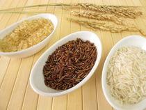 Reissorten und Reisrispen von Heike Rau