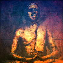 The Golden Buddha II von AD DESIGN Photo + PhotoArt