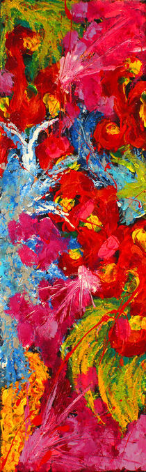 Floral Abstract 3 von Julia Fine Art
