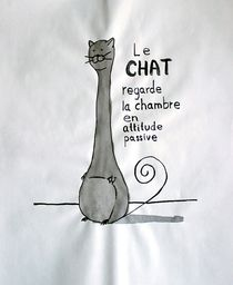 Le Chat by Condor Artworks