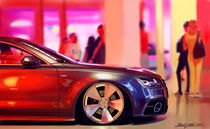 Audi A7 von roolvinil
