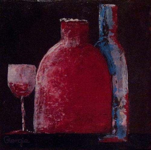 Giorgia-flaschen-mit-weinglas