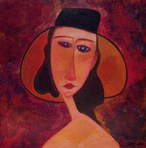 Madame Modigliani 3 von giorgia