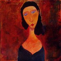 Madame Modigliani 1 von giorgia