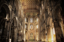 Peterborough Cathedral by Fiona Messenger