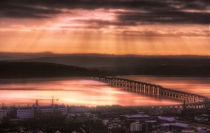 Dundee Railway Bridge by Fiona Messenger