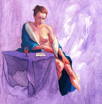 Annie's Letter by Roz McQuillan