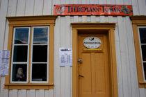 Little shop in Norway von Intensivelight Panorama-Edition