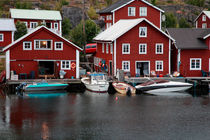 Swedish fishing village von Intensivelight Panorama-Edition