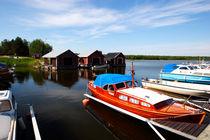 Small boat harbor von Intensivelight Panorama-Edition