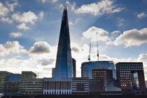 The Shard and South Bank London von David Pyatt