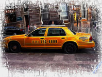 Philly Cab by Fiona Messenger