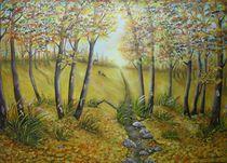 Herbstliche Aussicht by G.Elisabeth Willner